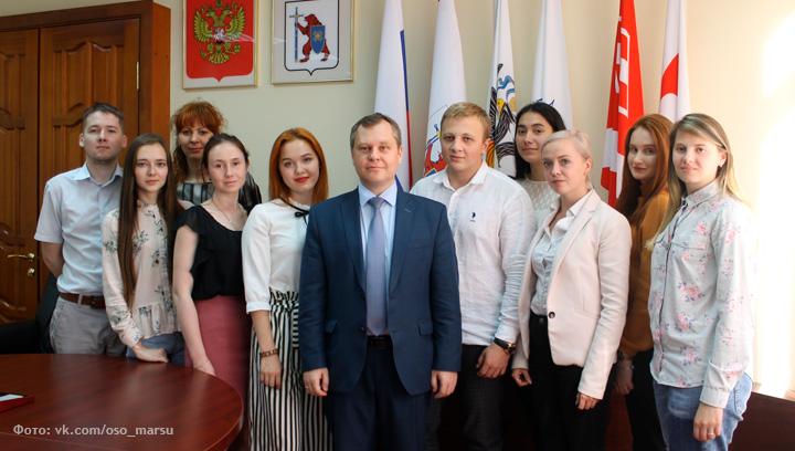 Студенты из Марий Эл отправятся на Российско-китайский Молодежный форум