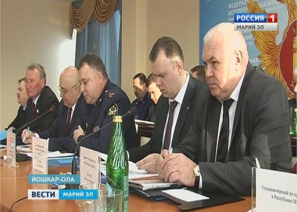 Пресс-служба уфсин россии по республике марий эл