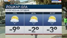 Прогноз погоды на 2018 в йошкар-оле